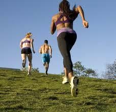 iramjátékos futás fartlek edzés