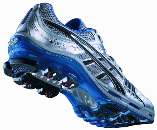Running Shoes Asics Gel Kinsei futócipő 80ef767f2c