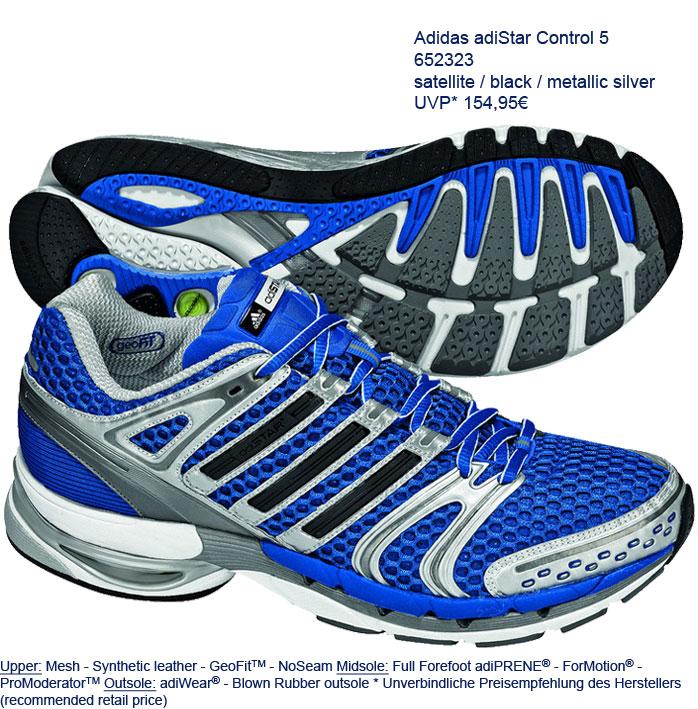 futócipők Adidas adistar Control 5 futócipő