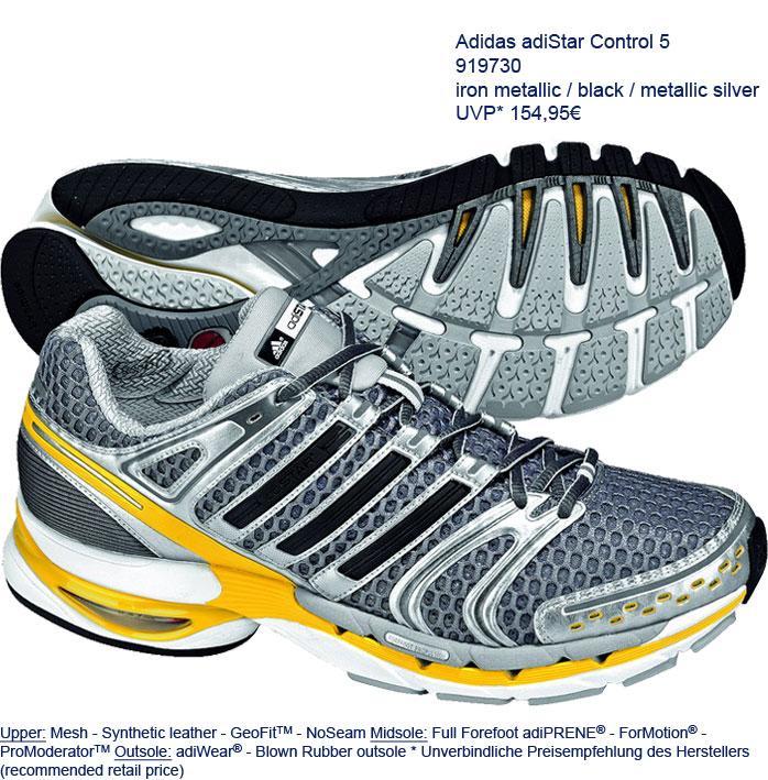 futócipők Adidas adiStar Control 5 futócipő futócipő