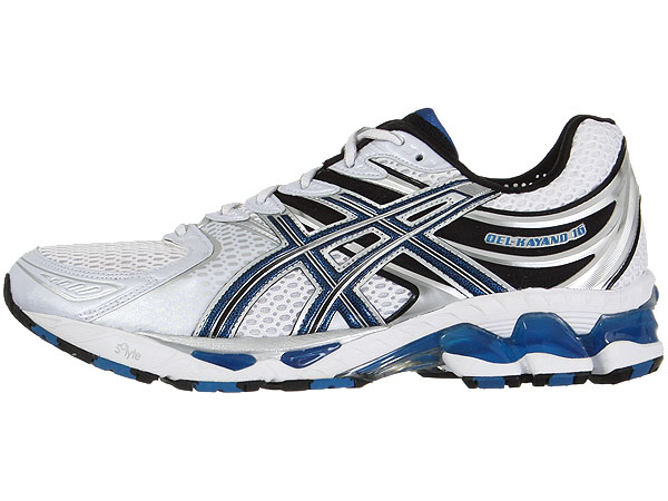 running shoes asics kayano 16