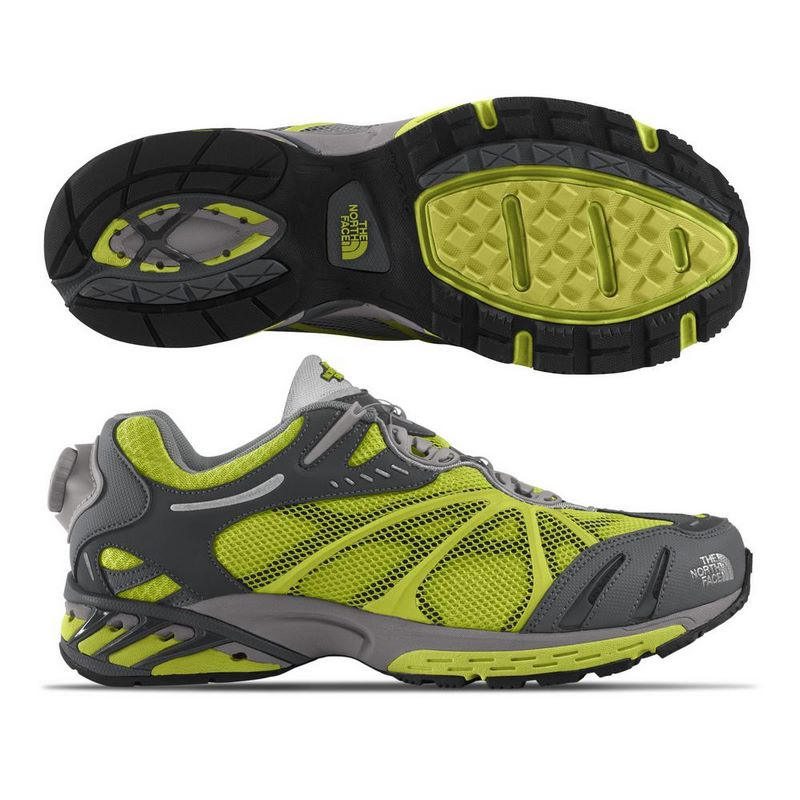 North Face Ultra Trail Running Shoes Womens