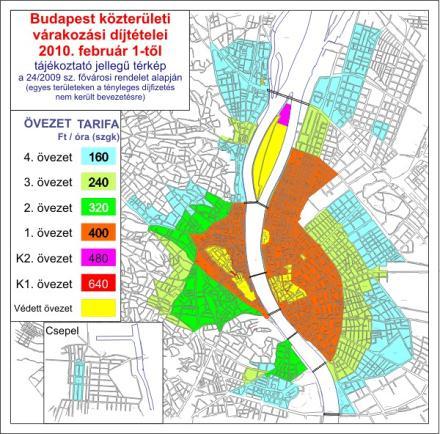 parkolóház budapest térkép Budapest parkolási zóna térkép, parkolás árak díjak és várakozás  parkolóház budapest térkép