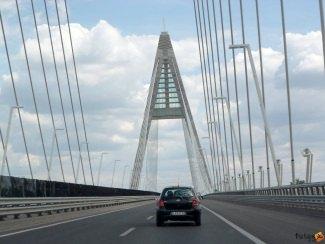 budapest térkép megyeri híd Megyeri híd   Budapest hídjai budapest térkép megyeri híd