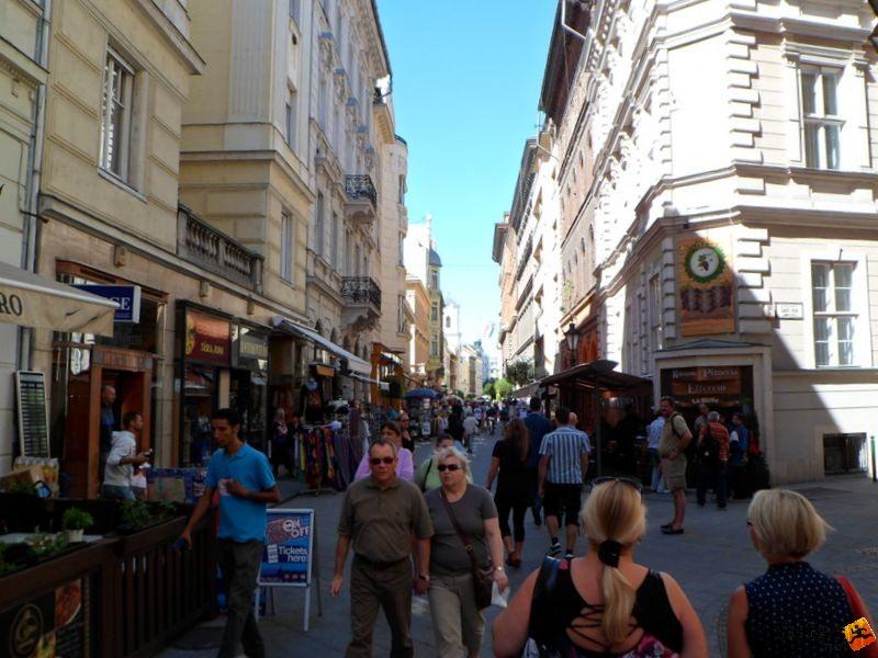 budapest váci út térkép Váci utca térkép   Budapest belvárosi utcája budapest váci út térkép