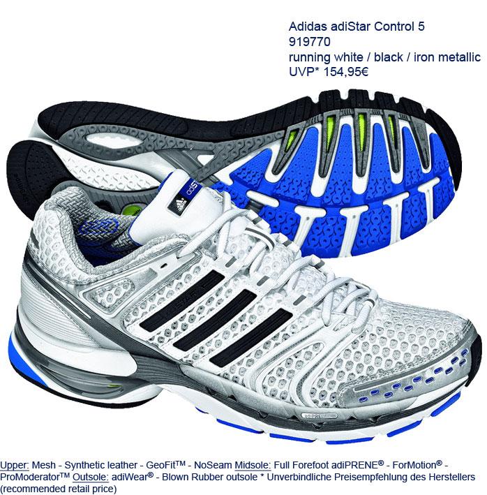 Lirio datos espada  Adidas futócipők: Adidas adiStar Control 5 futócipő