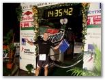 Nagyatád Ironman finish