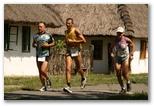 Szombathelyi Triatlon Tour futás a skanzenban