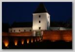 sárvári vár futás a várpark körül