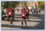 Spar Budapest Maraton futás - Hősök tere
