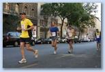 futók a Spar Budapest Maraton futáson