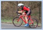 Országúti kerékpár Kerékpáros időfutam