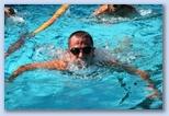 triatlon úszás a kiskunhalasi strandon halasi termál fürdőben