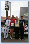Marathon TKE női futócsapat