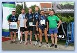 Marathon TKE férfiak férfi futócsapat Ultrabalaton Tihany