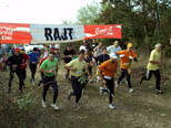 Marathon TKE futóverseny