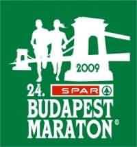 24th Spar Budapest Marathon 2009 logo