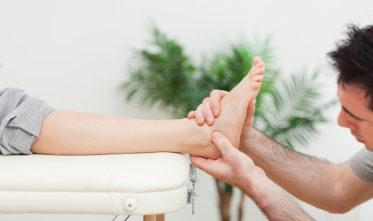 láb vizsgálata