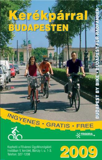 Budapest Kerekparos Utvonalak Terkep Online Es Letoltheto