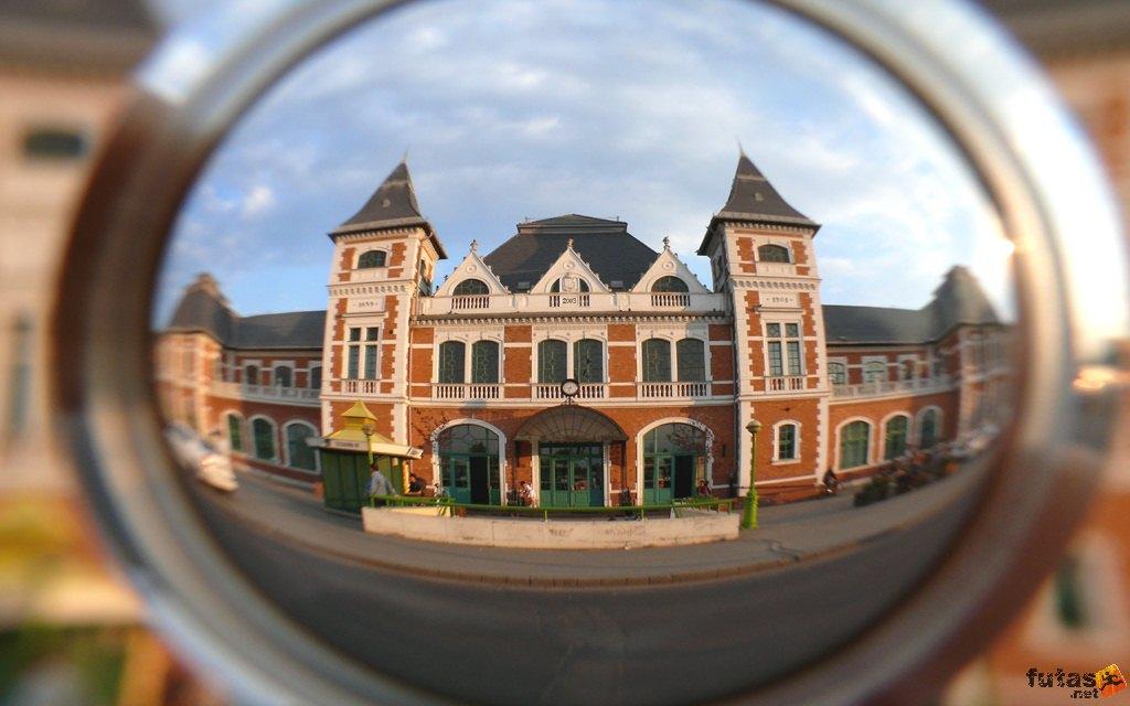 Miskolc Hungary  city pictures gallery : Miskolc Tisza pályaudvar , fotók: Kolozsvári Desző
