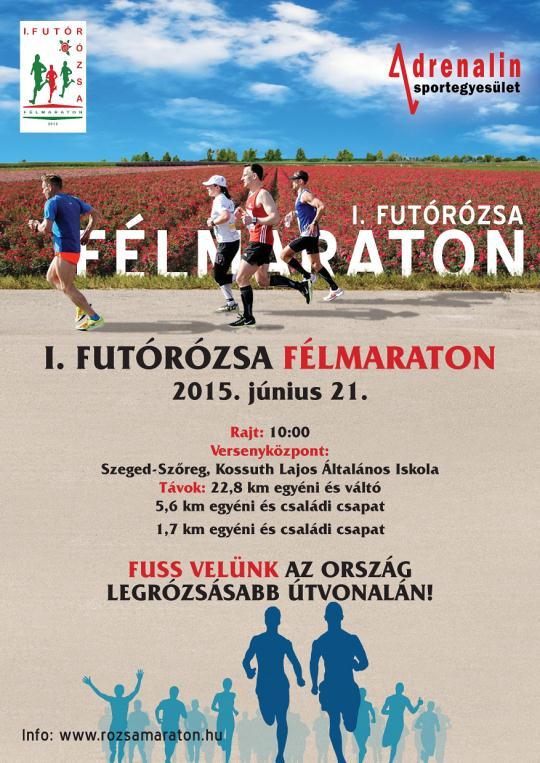 Futórózsa Félmaraton