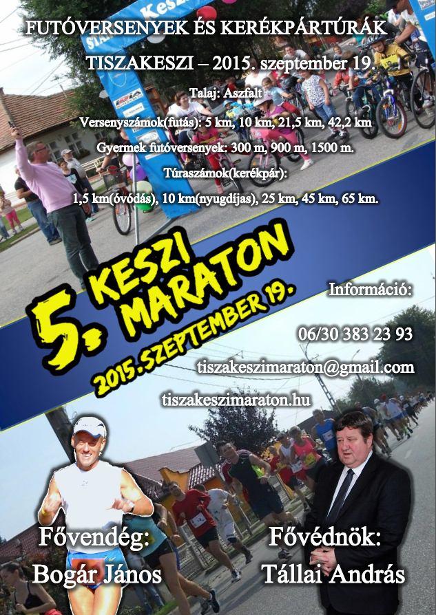 5. Keszi Maraton