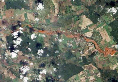 műholdas térkép magyarország 2012 Műholdas térkép   Magyarország műholdas térképen műholdas térkép magyarország 2012