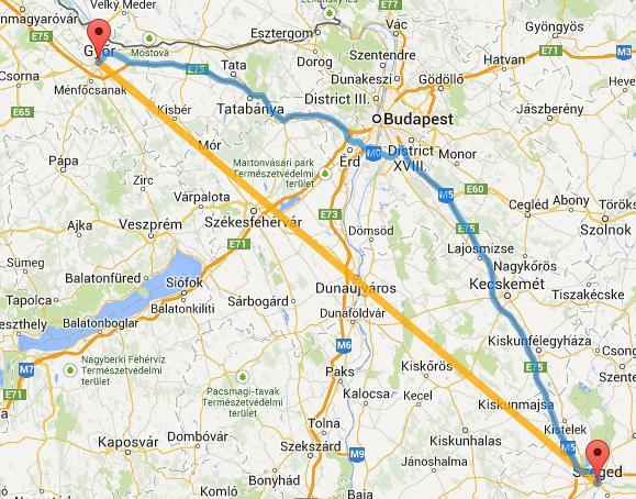 magyarország útvonalai térkép Távolságok térképen légvonalban és autóval   közlekedési térkép  magyarország útvonalai térkép