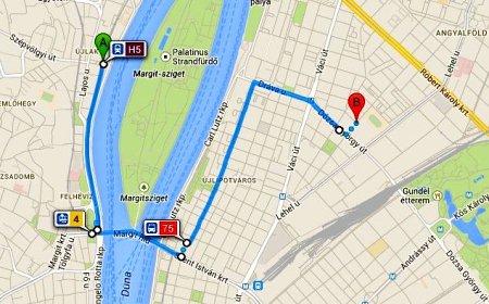 térkép magyarország utvonaltervezés BKV Útvonaltervező Budapesten tömegközlekedéssel. térkép magyarország utvonaltervezés