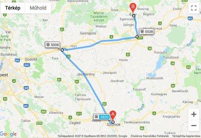 Tomegkozlekedesi Utvonalterv Atszallasokkal Mav Volan Autobuszjatatok